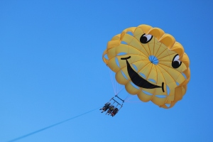 Up, up, up & Away!